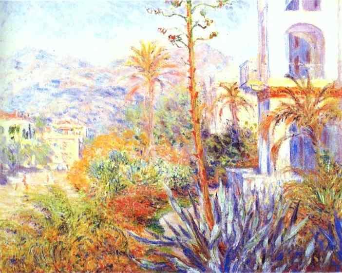 Villas in Bordighera